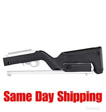 Magpul Industries X-22 Backpacker Stock - Ruger 10/22 Takedown,Black, MAG808-BLK
