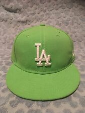 New Era GENUINE MLB Los Angeles Dodgers Cap Size 7 1/8 BRAND NEW But No Sticker