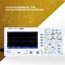 Haute précision Digital Oscilloscope 2-Channel 100MHZ Bande Passante 1GSa/s