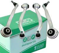 FRONT UPPER & LOWER SUSPENSION CONTROL ARMS KIT FOR MERCEDES C CLASS W204 S204