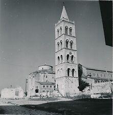 ZADAR c. 1960 - L'Église St Donat  Croatie  - Div 5894