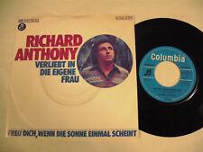 RICHARD ANTHONY  Verliebt In Die Eigene Frau  7 SP