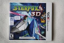 Star Fox 64 3D (3DS) 2011 *Like New*