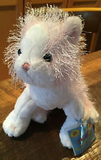 Webkinz Pink and White Cat - New With Sealed Code