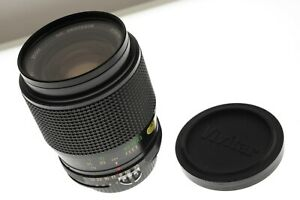 Vivitar 35-70mm MC f/3.5 zoom lens in Nikon Ai (F) mount. EXC+ condition.