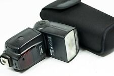 Canon Speedlite 580EX II Shoe Mount Flash & Case