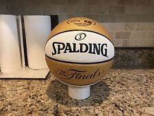 Official Spalding Los Angeles Lakers NBA Finals Game Ball Leather Basketball