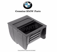 New BMW E39 528i 540i M5 525i 530i 1997 - 2003 Center Console Insert - Black
