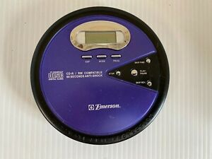 Emerson HD8150 MP3 CD-R Portable CD Player