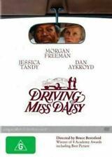 Driving Miss Daisy - Morgan Freeman Very Good DVD Region 4 T4040