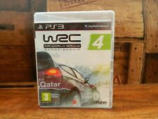 WRC 4 FIA World Rally Championship Playstation 3 PS3