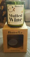 Mulled Wine Candle, alcohol lovers gift, bottle jar