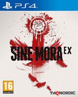 Sine Mora EX PS4 * NEW SEALED PAL *