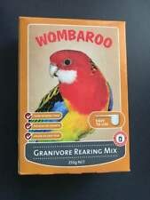 Wombaroo Granivore Rearing Mix 250g parrots pigeons & finches bird food