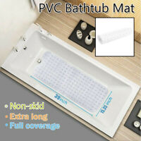 Bath Tub Mat Anti Slip PVC Bathroom Shower Bathtub Antibacterial Bathroom Pad US