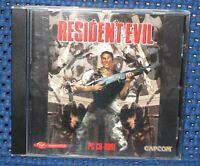 Resident Evil / PC CD-ROM - Capcom 1996