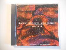 BARBRA STREISAND / CELINE DION : TELL HIM [ CD MAXI ]