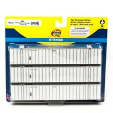 HO Scale Athearn 72549 * 53' Stoughton Container 3-PACK, APL