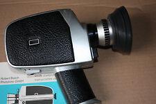 Filmkamera, Schmalfilmkamera, historisch Bauer 8 mm Museum