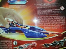 SUPERMAN KRYPTONIAN JET, Man of Steel, 4+, Mattel, Boys Kids Gift