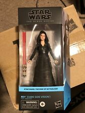 Star Wars The Black Series - 6 Inch - 01 Rise Of Skywalker- Dark Side Vision Rey