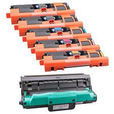 Trommel & 5 Toner-Patronen für HP Color Laserjet 2820 2550N 2840 Q3960A-64A