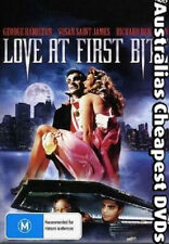 Love At First Bite  DVD NEW, FREE POSTAGE WITHIN AUSTRALIA REGION ALL