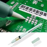 10ML Flux Pen PCB Soldering Reflow Solder Tool Applicator Brush Head No Clean^