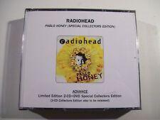 Radiohead Pablo Honey (Special Collectors Edition) Advance 2-CD+DVD RARE!