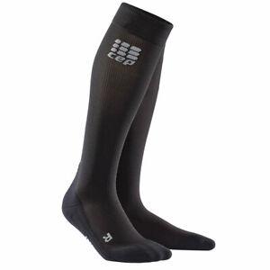 CEP Recovery socks Men black   WP555R   Kompression, Regeneration, Reisen