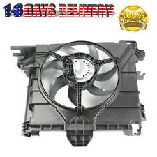 Radiator Cooling Fan Motor Assembly Fits Smart Fortwo 2008-2015