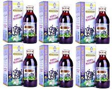 6 Packs  Hemani Black Seed/Nigella Sativa Oil 100%pure Natural Kolanji Oil 125ml
