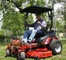 """RhinoHide Tractor / Mower Canopy sunshade fits everything with a ROPS upto 43"""" w"""