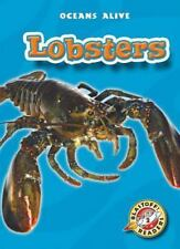 Lobsters (Blastoff! Readers: Oceans Alive)-ExLibrary