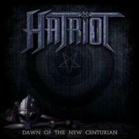HATRIOT - DAWN OF THE NEW CENTURION (LTD.DIGIPAK)  CD NEW+