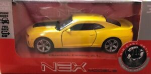 Welly NEX Scale 1:32 Die Cast Model Chevrolet Camero ZL1