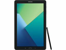 Samsung Galaxy Tab A 10.1 with S Pen, WiFi and Bluetooth, Black - SM-P580NZKAXAR