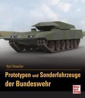 Prototypen und Sonderfahrzeuge der Bundeswehr Band 3-SEALED