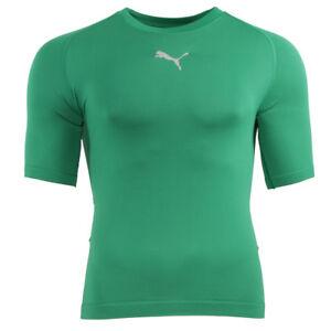 Puma Bodywear Chemise Encolure Ronde T-Shirt Gr. L Haut pour Entraînement