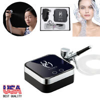 Portable Oxygen Jet Facial Machine Therapy Water Spray Skin Care Rejuvenation US