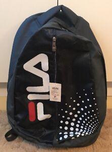 Fila Meylar Medium Backpack Navy