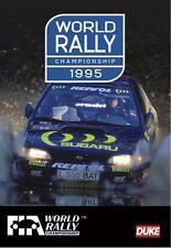 World Rally Championship - Review 1995 (New DVD) FIA WRC Sainz Kankkunenl McRae