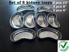 Best Kidney Trays Dish Surgical Dental Made of Finest Stainless Steel UK SELLER