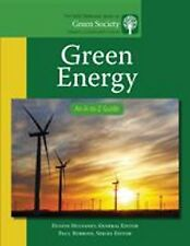 Green Energy: An A-to-Z Guide Dustin Mulvaney (Hardback, 2011) English NEW