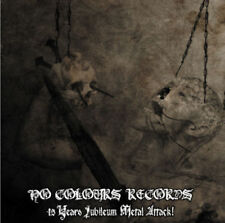 Various – No Colours Records 15 Years Jubileum Metal Attack! - Vol. 1, CD 2008