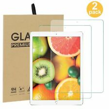 2PC For Apple iPad 9.7 A1822, A1823 Air Tempered Glass 9H Hardness Screen Guard