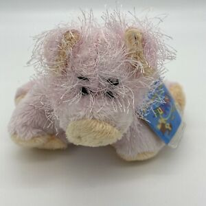 Webkinz HM002 Pink Pig Plush With Opened Code