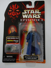 1998 Star Wars Episode I Senator Palpatine Cam Droid Commtech Chip Action Figure