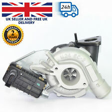 Turbocharger 752610 for Land Rover Defender, 2.4 TDCi. 143 BHP, 105 kW. +GASKETS