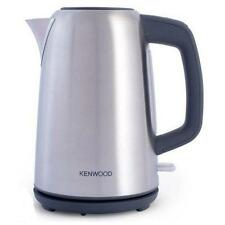 Kenwood SJM480 3000W 1.7 Litre Electric Kettle In Brushed Stainless Steel - New